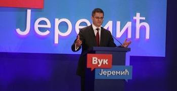 Вук Јеремић представио програм у Врбасу