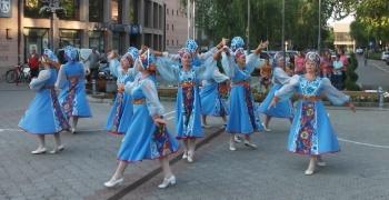 Уметници из Костроме наступају у Врбасу