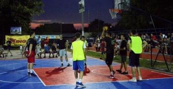 У Старом Врбасу одржан први 3x3 турнир у баскету