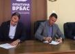 """Врбас и """"Руска хуманитарна мисија"""" постали партнери"""